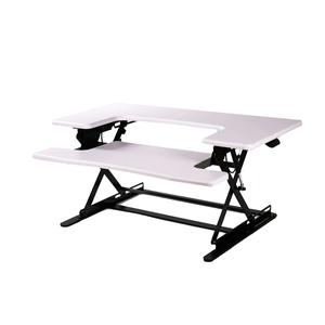 Healthy Work Space Saving Folding Adjustable Laptop Lap Table Desk