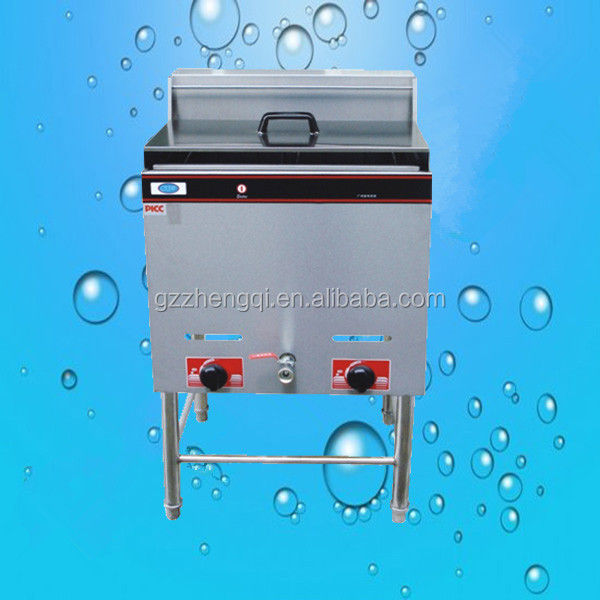 Hot sales double basket KFC deep fryer machine(ZQW-74)