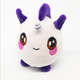 factory price wholesale purple pokemon squishy plush toys for kids children