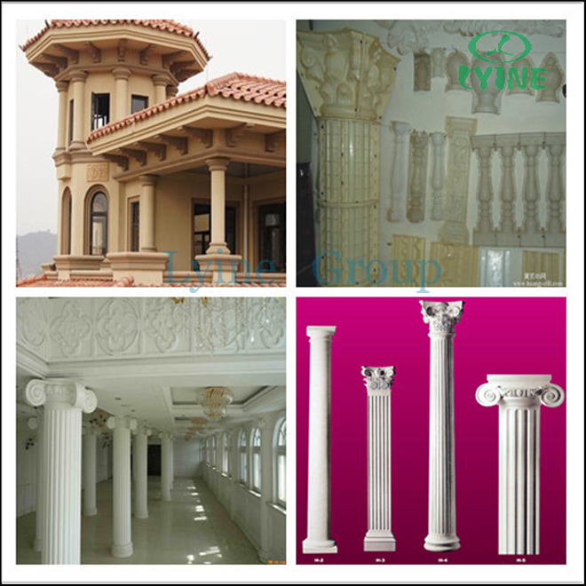 Concrete Decorative Columns Molds Buy Decorative Columns