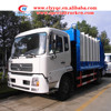 2015 new Dongfeng kingrun trash compactor trucks