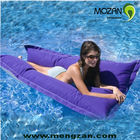 Outdoor oversized comfortable 420D polyester floating beanbag bed manufacturer