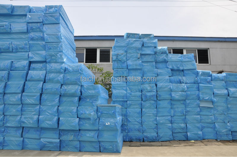 Extruded Polystyrene Foam Insulation Exterior Wall