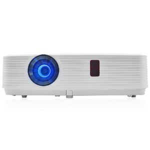 China factory competitive price 4500 Lumens LCD Projector for meeting room , Ideal for Limited Space