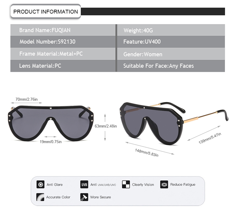 High-quality polarized lens sunglasses buy now-7