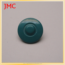 Fashion clothing jeans press snap on button covers for male