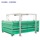 JFK-1836 glass mosaic melting and bending oven with CE from China Factory