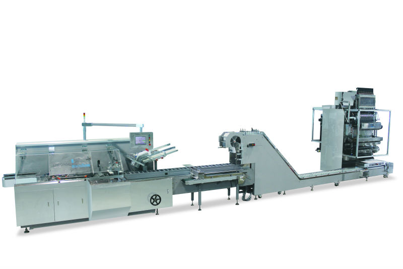 Full Line Supplying for Stick Packaging