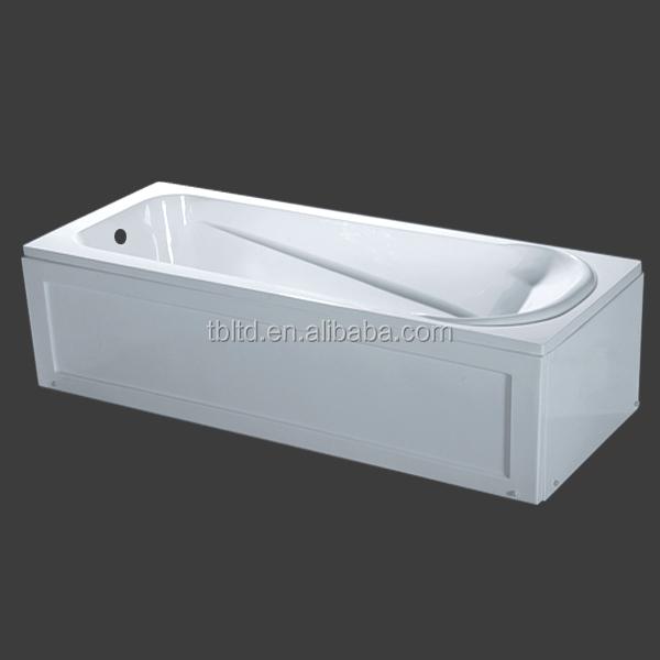 progetto offerta grembiule vasca da bagno acrilica con telaio modello tb b034 pass iso9001
