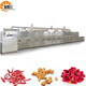 microwave sterilization drying machine microwave food dehydrator