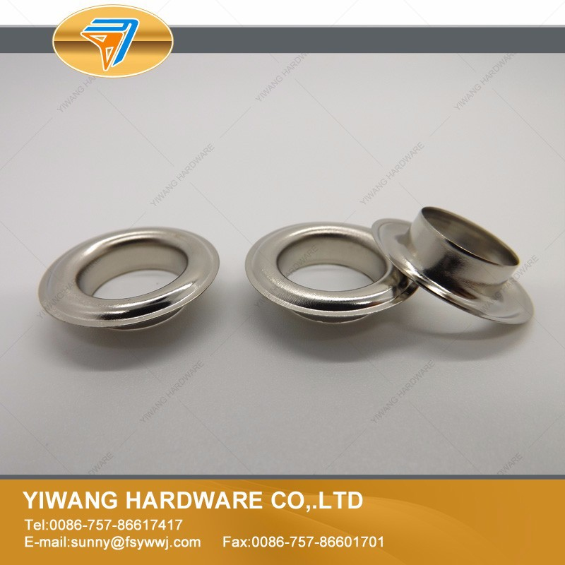 factory low price metal garment accessories eyelets grommets