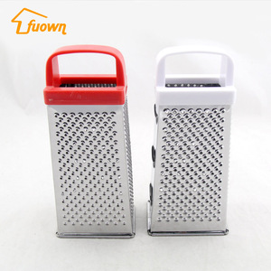 Amazon best selling 4 side Lemon / Potato Grater From china top manufacturer