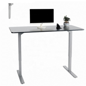 2 motors ergonomic electric sit stand desk ,adjustable height office furniture desk
