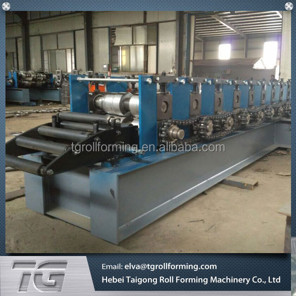 Factory design hot sale steel frame home rollforming machine