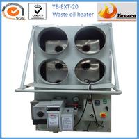 industrial heater waste oil fuel
