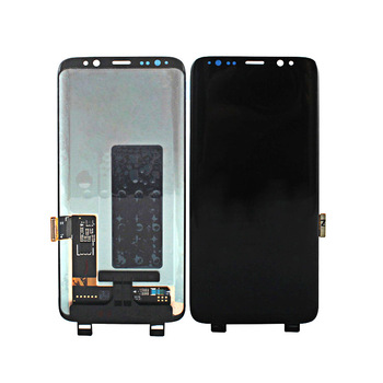 Oled screen for Samsung s8,power saving and high brightness lcd for Samsung s8 display