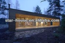 luxury foldable prefab container house prefab villa