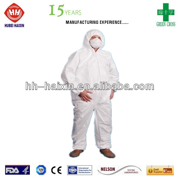 OEM China Protective Microporous Coverall