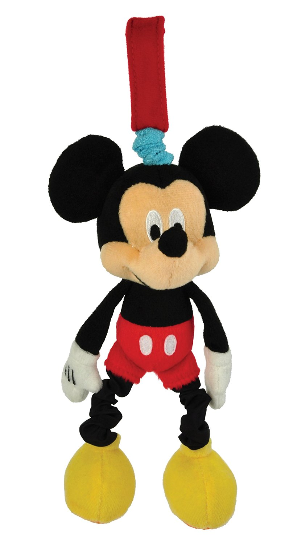 Disney Zippee Plush, Mickey Mouse