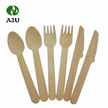 Wooden/Bamboo Disposable Cutlery( knife,fork,spoon)