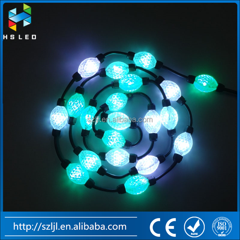 DC24V 50mm IP68 Waterproof LED Decorating Blubs
