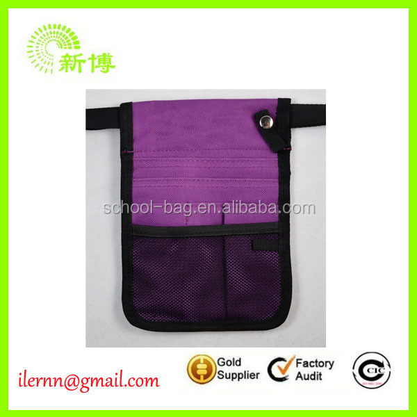 600D Extra Pocket Nurse waist Pouch