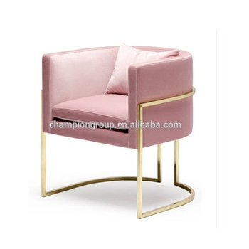 Tremendous Guangdong Factory Blushed Stainless Steel Rose Gold Dining Chair Buy Velvet Rose Gold Hotel Chair Modern Stainless Steel Dining Chair Blushed Uwap Interior Chair Design Uwaporg