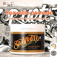 113 plastic Best Selling oilbased Extreme Hold and Shiny Hair Styling Pomade