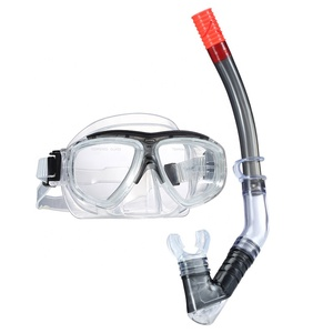 Best quality free diving mask and snorkel set scuba diving equipment