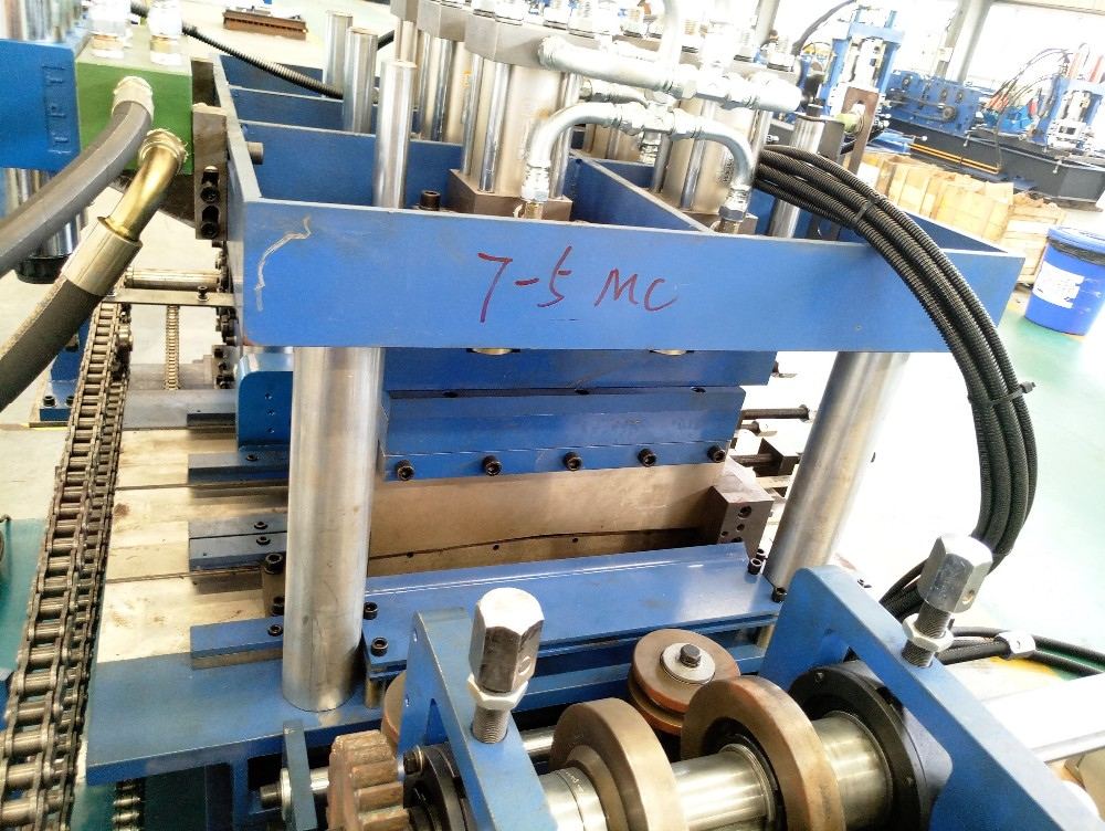 Automatic roll forming machine roll forming machinery
