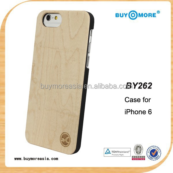 Factory direct sales Manufacturer for Bamboo iPhone 6 Case