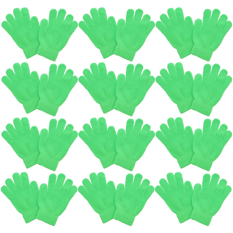 Get Quotations · Kids Gloves Magic Knit for Girls Boys  3d62632c630d