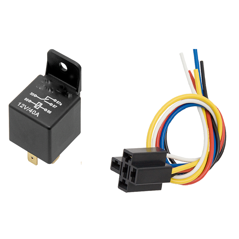 40 Amp Waterproof Relay Switch Harness Set