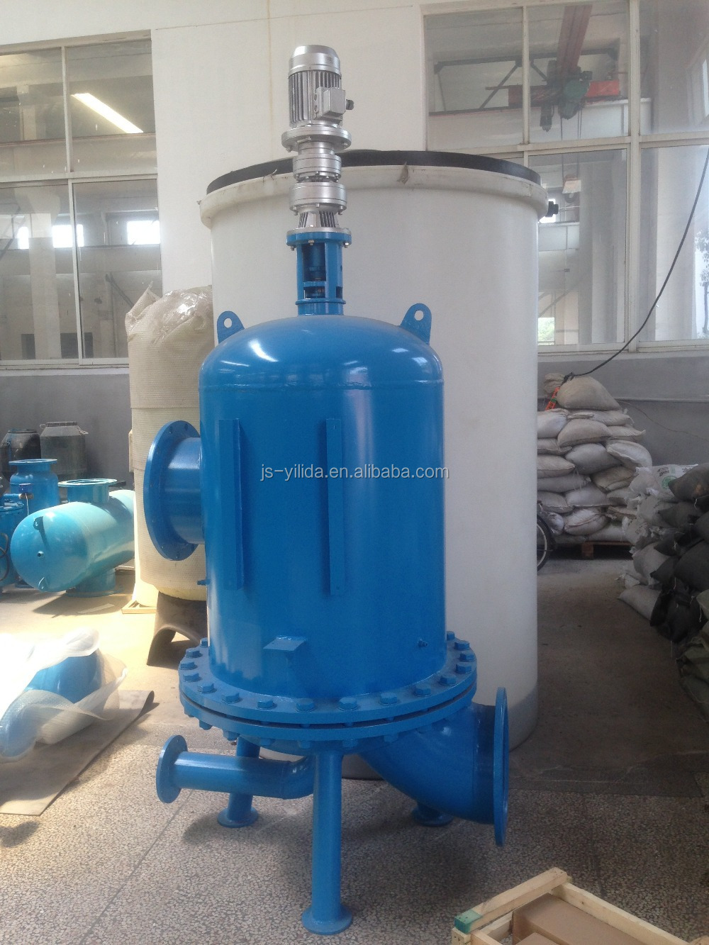 5m3/h Industrial Boiler Water,Well Water Treatment Water Softener ...
