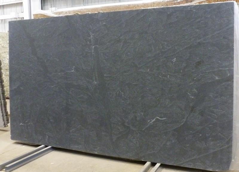 American Natural Stone Jet Mist Black Granite Tiles For