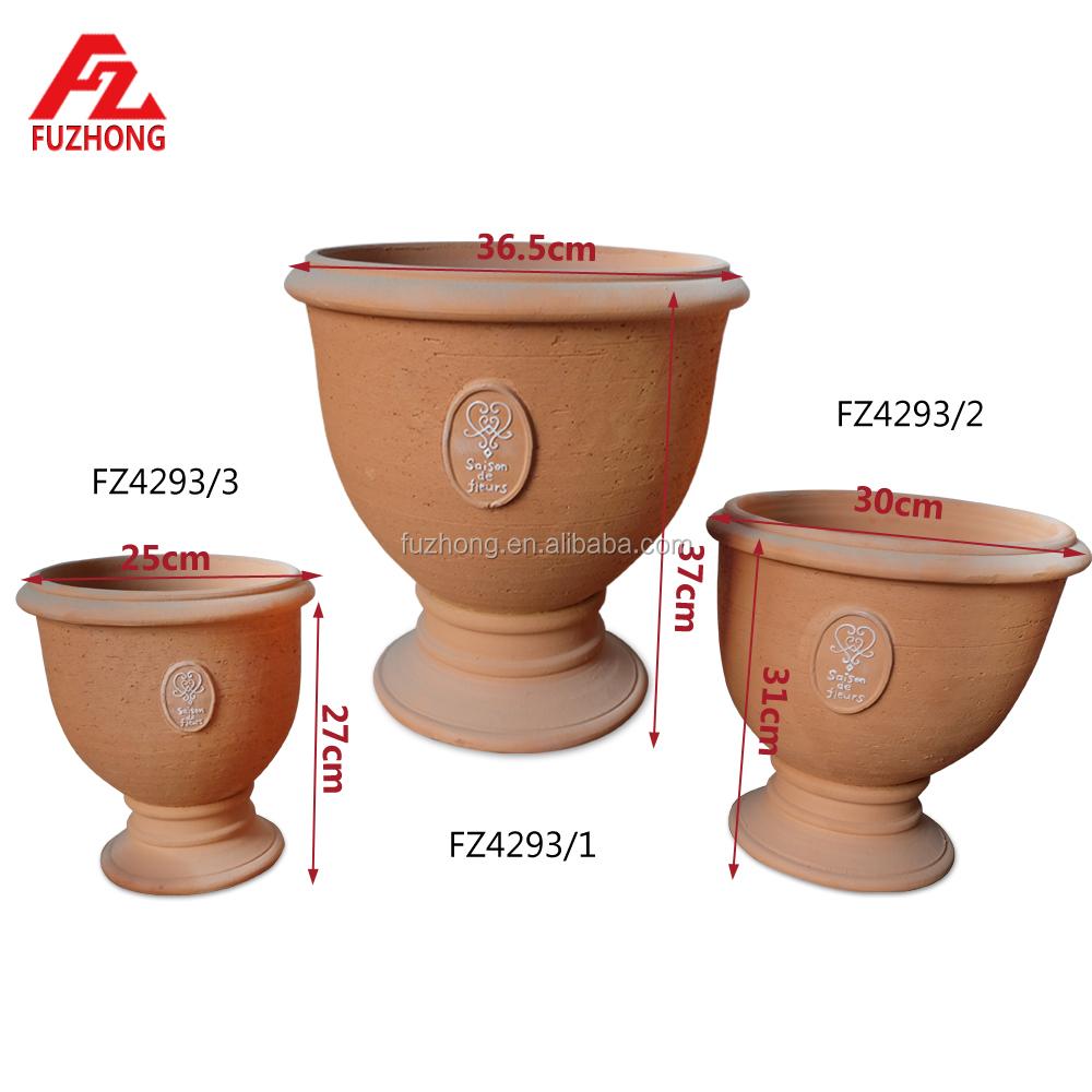 Garden Large Terracotta PotsHand Made Out Door Flower Pot Buy