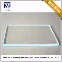 High Quality Tempered Ultra Clear Glass In Building Glass