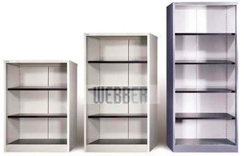 Metal Open Shelf Filing Cabinet