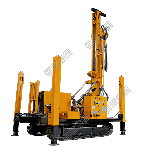 Hydraulic Integrated with Air Compressor Rock Mining Drilling Rig for Sale