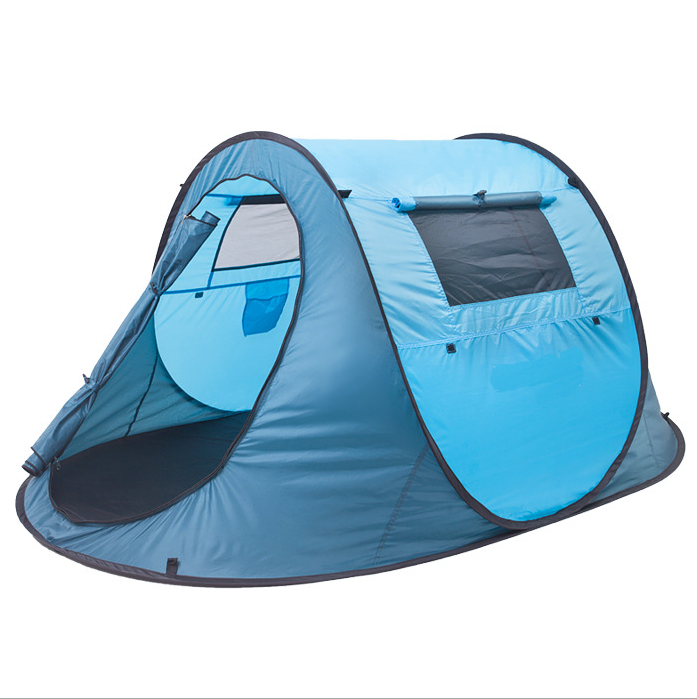 Automatic double camping <strong>tents</strong> <strong>tents</strong> outdoor rain free up 1 second quick-opening <strong>tent</strong>