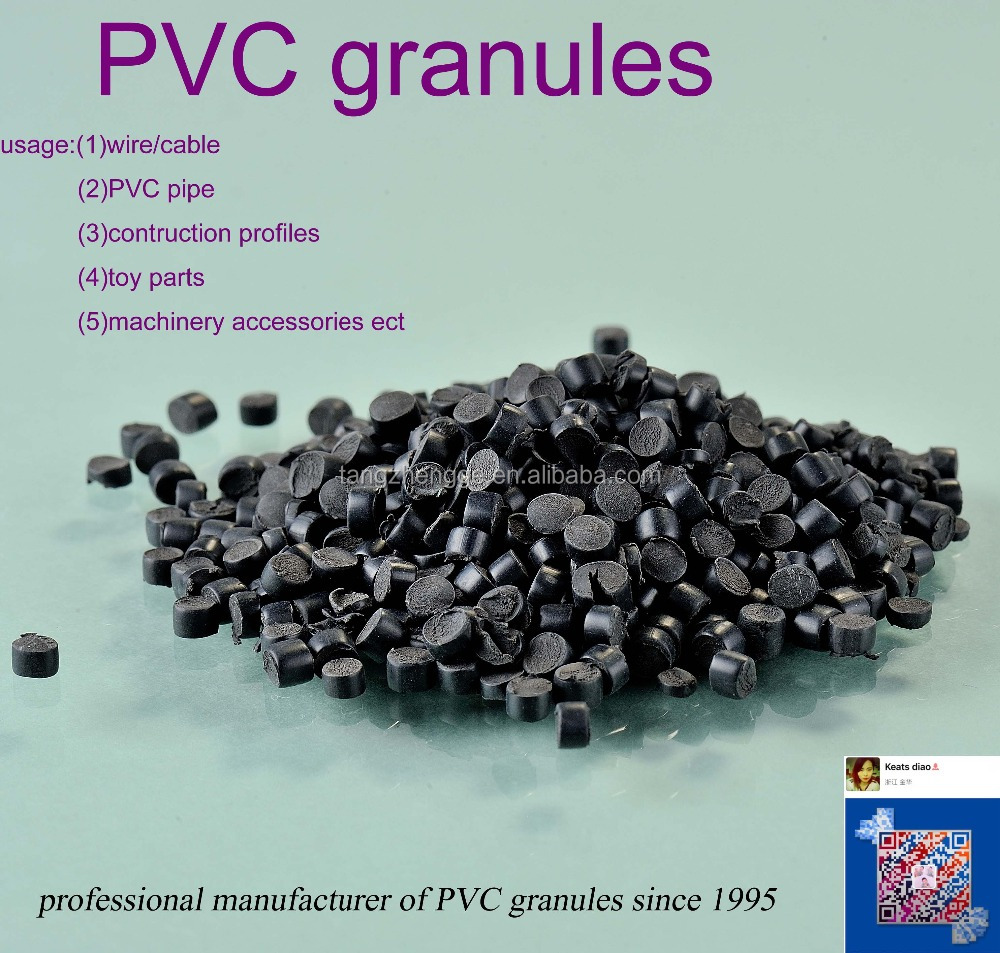 ISO 9001 best price good quality soft and rigid transparent virgin PVC granules