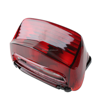 TCMT XF140407-R Red Tail Brake Light Casing Turn Signal For Honda CB400 V-TEC CB 400 1999-2003