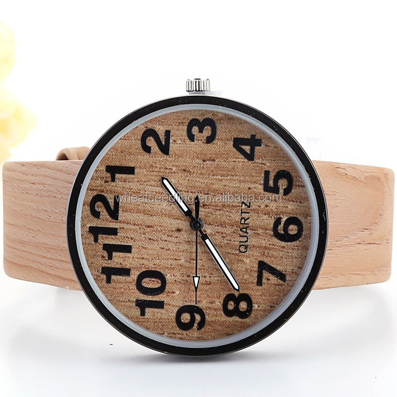 fashion natural wholesale wood watch vogue wrist wood watch for <strong>men</strong> and women with customized logo