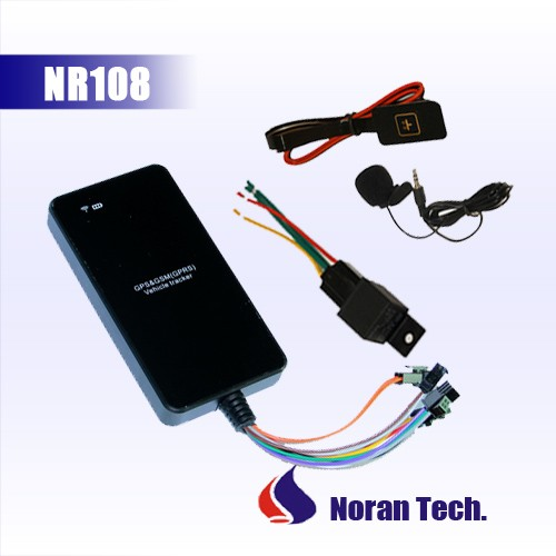 NORAN 3G gps tracker with traccar protocol
