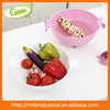 Drain Bowl Fruit Vegetable Rice Washing Bowl