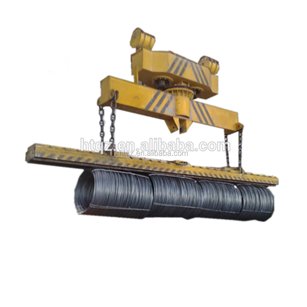 Electro Permanent lifting magnet for lifting steel plates