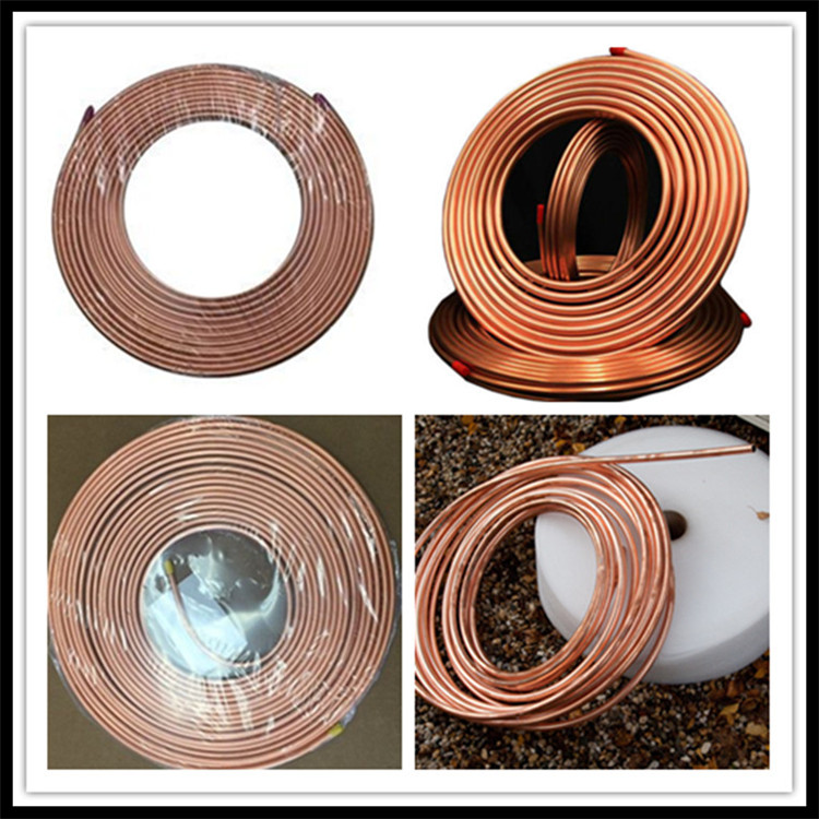 15mm copper pipe coil use for air-conditioner