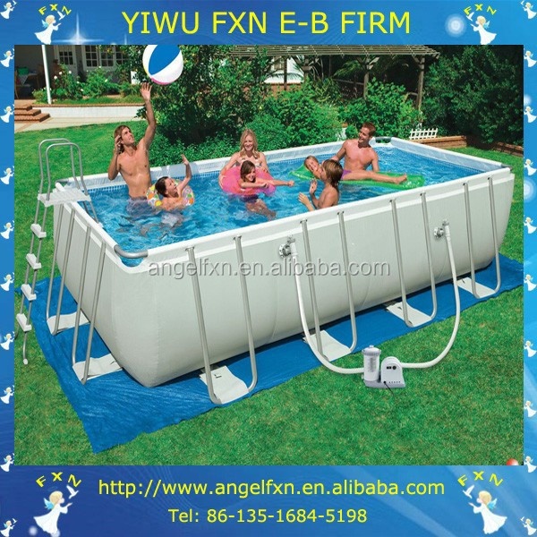 Adult mobile swimming pool for sale/outdoor swimming pool designs