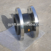 Hypalon Rubber Expansion Joint with Flange