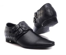 FREE SHIPPING ! NWT fashion men's Genuine leather shoes for men 2013 casual sport Oxford shoes SIZE US 7-12 EUR 40-46 JT008